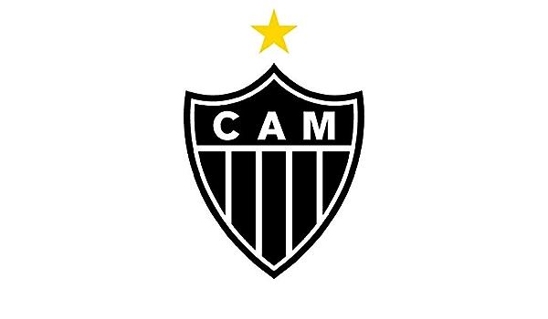 Clube Atletico Mineiro Brazil Soccer Football - Sticker Graphic - Auto, Wall, Laptop, Cell, Truck Sticker for Windows, Cars, Trucks