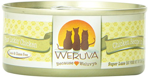 Weruva 24/5.5-Ounce Cat Paw Lickin Chicken
