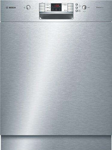 Bosch SMU50M75EU lavavajilla - Lavavajillas (Independiente, Acero ...