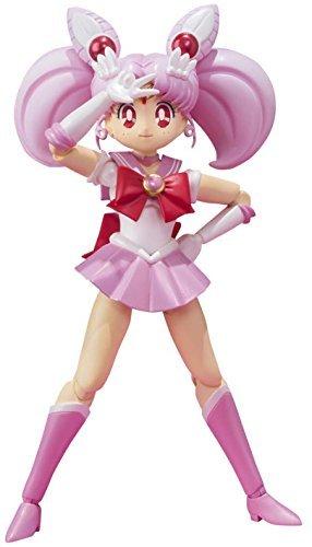 S.H. Figuarts Sailor Moon Sailor Chibi Moon about 100mm PVC & ABS-painted action figure