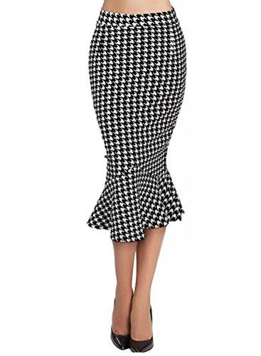 Buy below the knee pencil skirt dress - 5