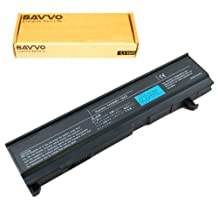 Bavvo Laptop Battery 6-cell compatible with TOSHIBA M55, Satellite Pro A100 M50 PA3399U-1BAS PA3399U-1BRS PA3399U-2BAS