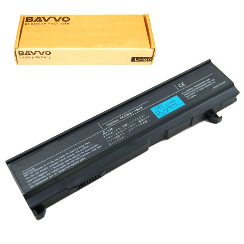 Bavvo Battery for Toshiba A105-S4324 A105-S4334-S3004 M110 M115-S3144-S355 a105-s4000 from Bavvo