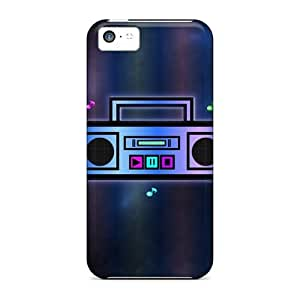 Anti-scratch Case Cover DrunkLove Protective Boombox Case For Iphone 5c