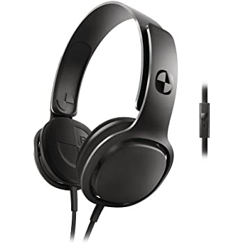 Philips SHO3305ZERO/28 Philips ONeill Cruz Headband Headphones, Black