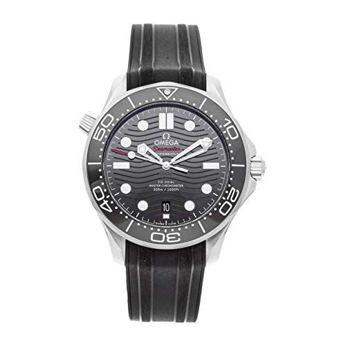 - Omega Seamaster Mechanical (Automatic) Black Dial Mens Watch 210.32.42.20.01.001 (Certified Pre-Owned)
