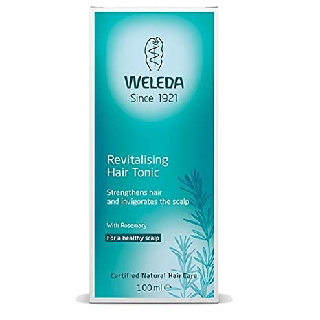 (6 PACK) - Weleda - Revitalising Hair Tonic | 100ml | 6 PACK BUNDLE