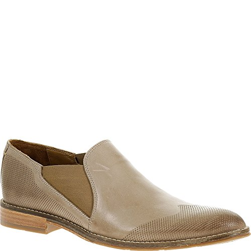 Hush Puppies Olaf Style Taupe Perf Leather