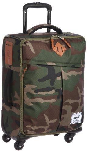 Herschel Supply Co. Highland Suitcase Woodland Camo One Size