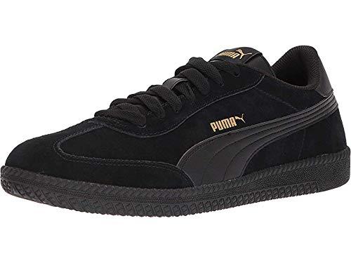 PUMA Men's Astro Cup Sneaker, Black, 10 M US (Best Street Soccer Shoes)