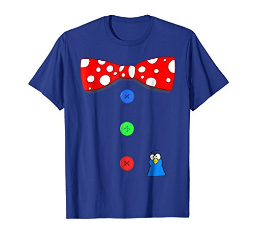 Clown Costume circus Shirt