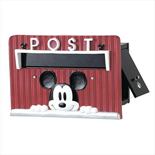 セトクラフト カスタマイズポスト 壁掛けポスト ミッキー SD-2223-1450 『ディズニー 郵便ポスト』 B01BQAJIP0 12520