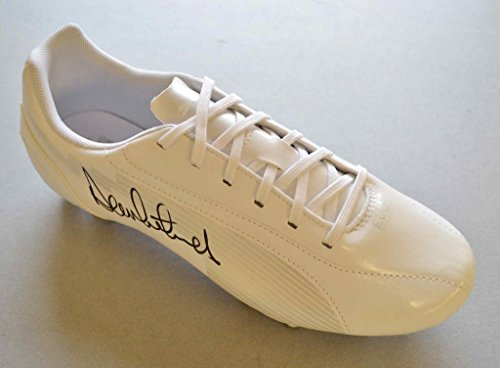 Aston Villa 1982 Signed Football Boot