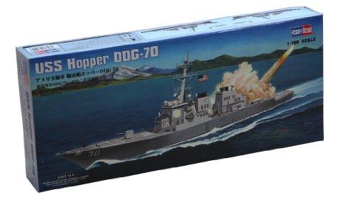 (Hobby Boss USS Hopper DDG-70 Boat Model Building Kit)