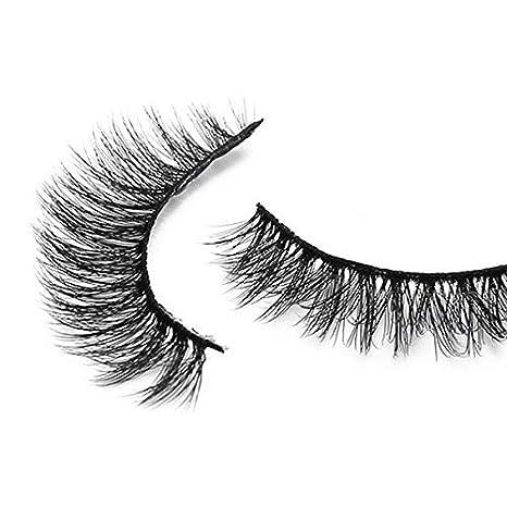 300f523da94 SoSh Imported False EyeLashes 1 Box 2 Pairs(Total 3 Pair) Thick Black False