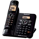 Panasonic KX-TG3811 Cordless Phone (Black)