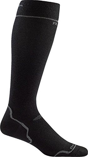 Darn Tough RFL Ultra-Light Socks - Men's Black (Ultralight Mens Socks)