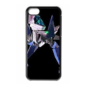 iPhone 5c Cell Phone Case Black star fox zero BNY_6955730
