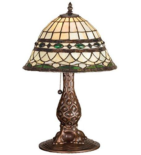 Amazon.com: Meyda 27539 Tiffany vidrieras/Tiffany lámpara de ...