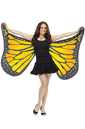 Costume Butterfly (Soft Butterfly Wings Costume Accessory, OS,)