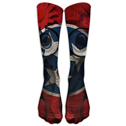 Mockingbird Costume For Sale (Tennessee Flag TN Elephant Compression Socks Tube Socks Athletic Socks Performance Socks Knee Socks Crew Socks)
