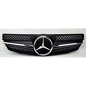 Amazon.com: CPW (tm) 01-07 W203 Mercedes C-Class Black 3 Fin ...