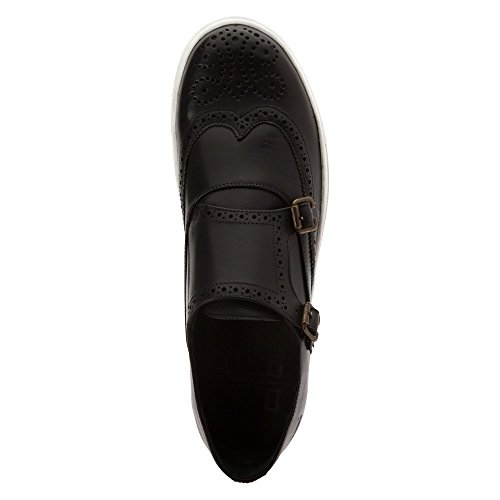 Hardy Heren Colin Loafers Schoenen Zwart