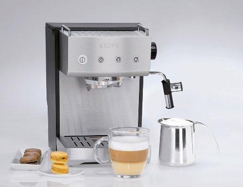 Amazon.com: Krups XP5280 Bomba Espresso machine con ...