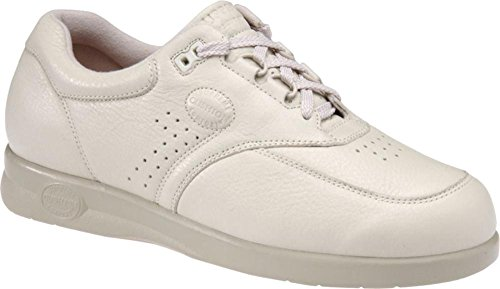 Supremes Men's Grand Prix Sneakers,White,12 WW (Grand Prix Shoes)