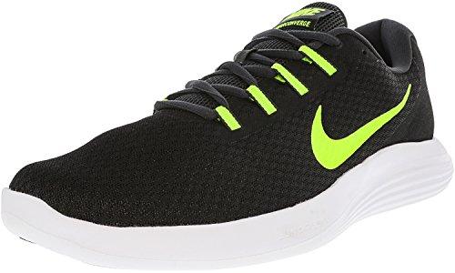 Nike Heren Lunarconverge Loopschoen Zwart / Volt / Wit / Antraciet