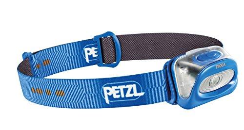 Petzl Stirnlampe Tikka, victoria blau, One size, E93HNE