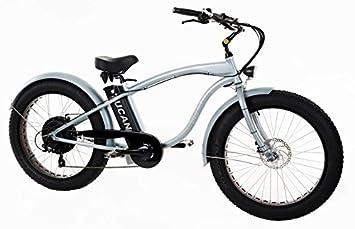 Marnaula Monster 26 - Bicicleta Eléctrica - Cuadro ALU Hidro TB 7005 - Llantas: 26