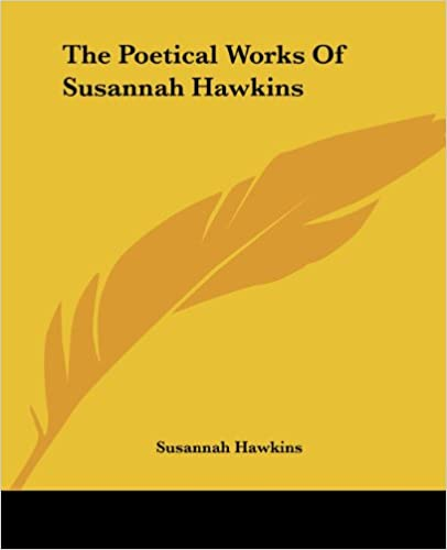 Book The Poetical Works Of Susannah Hawkins