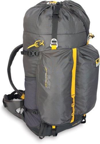 Mountainsmith Haze 50 Backpack and Lumbar (Asphalt Grey, Medium/Large), Outdoor Stuffs