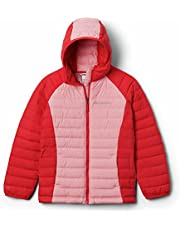 Columbia Girls' and Toddlers' Powder Lite Hooded Jacket