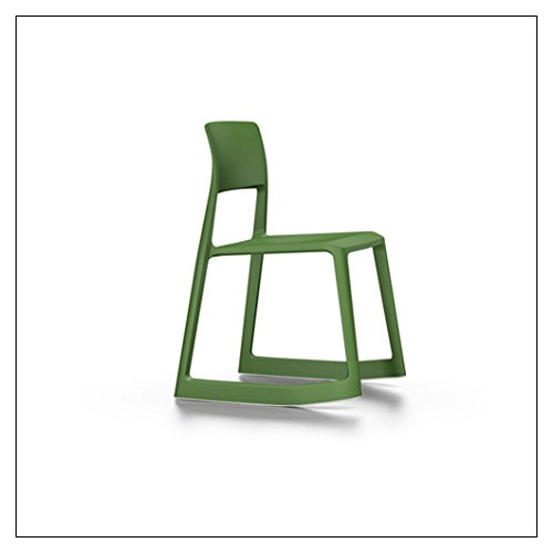 Vitra Tip Ton Forward-Tilting, Stackable Chair by Vitra, color = ()
