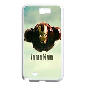Custom Iron Man Hard Back Samsung Galxy S4 I9500/I9502 NT437