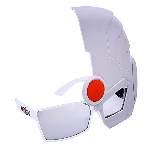 Sun-Staches Costume Sunglasses Cyborg Party Favors UV400 -