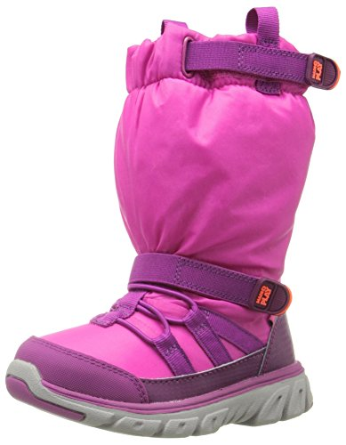 Stride Rite Made 2 Play Sneaker Winter Boot (Toddler/Little Kid), Pink, 9.5 M US Toddler