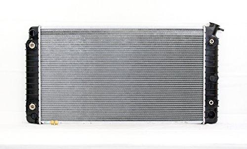 Radiator - Pacific Best Inc For/Fit 1474 85-93 Cadillac Deville Fleetwood V8 4.9L 91-93 Oldsmobile 98 92-95 Buick LeSabre V6 3.8L