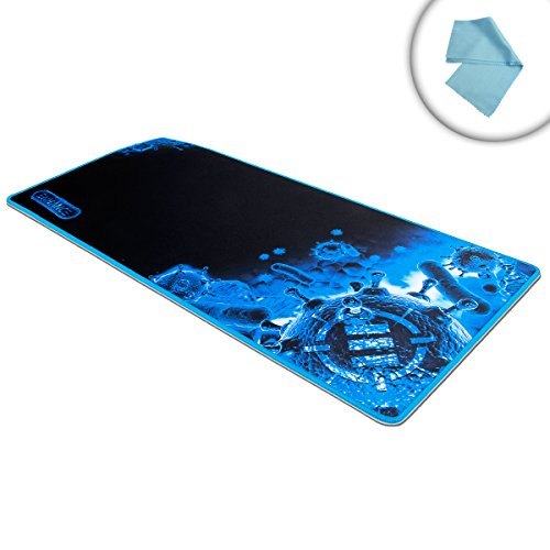ENHANCE GX-MP2 XL Extended Gaming Mouse Pad Mat (31.5