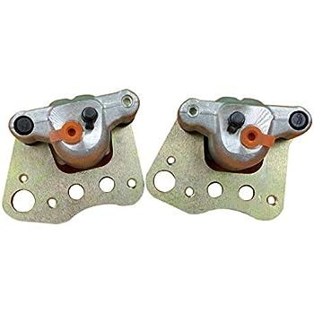 Brake Caliper Assembly Front Right /& Left Brake Caliper for Polaris 500 Sportsman 1996-2001