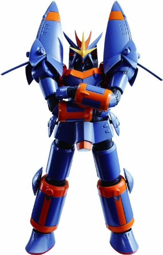 Bandai Tamashii Nations Super Robot Chogokin Gun Buster Action Figure - Bandai Super Robot