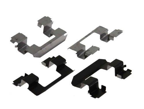 Carlson Quality Brake Parts P887A Brake Pad Installation Kit