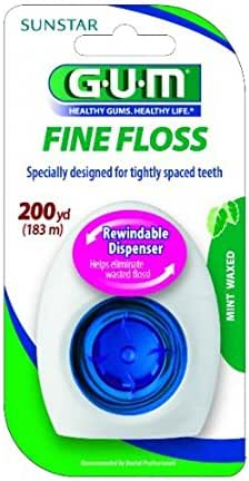 Dental Floss: Gum Fine