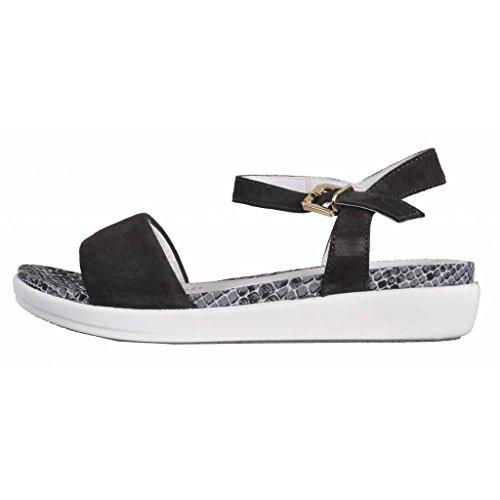 Sandalias y chanclas para mujer, color Negro , marca STONEFLY, modelo Sandalias Y Chanclas Para Mujer STONEFLY LCS R900 TC Negro Negro