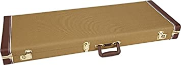 Fender Pro Series Stratocaster/Telecaster Multi-fit Case - Tweed
