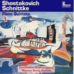 Shostakovich: Piano Quintet, Op. 57 / Schnittke: Piano Quintet 1972,1973