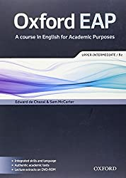 Oxford EAP B2: Student's Book and DVD-ROM Pack: English for Academic Purposes
