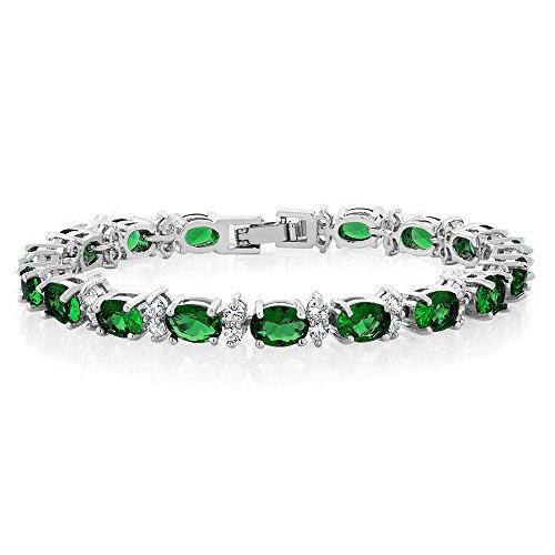Gorgeous Sparkling Zirconia Tennis Bracelet